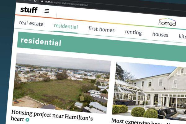 Major housing project near Hamilton's heart